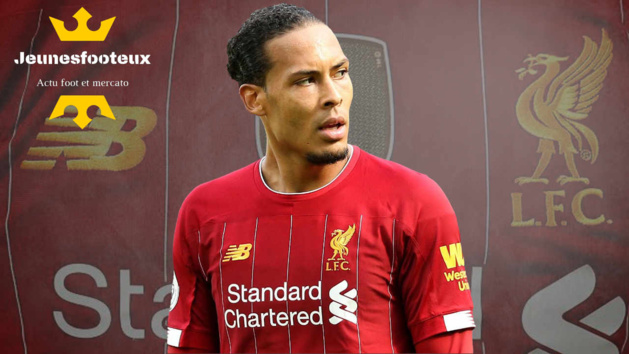 Everton - Liverpool : Virgil van Dijk blessé !