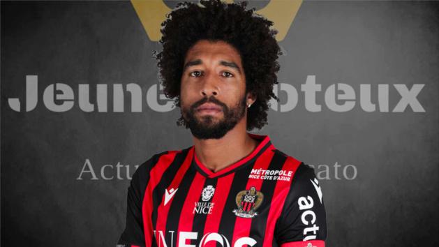 Dante, défenseur de l'OGC Nice