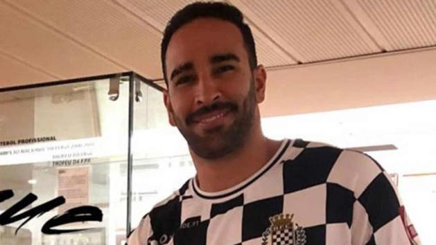 Adil Rami, défenseur de Boavista