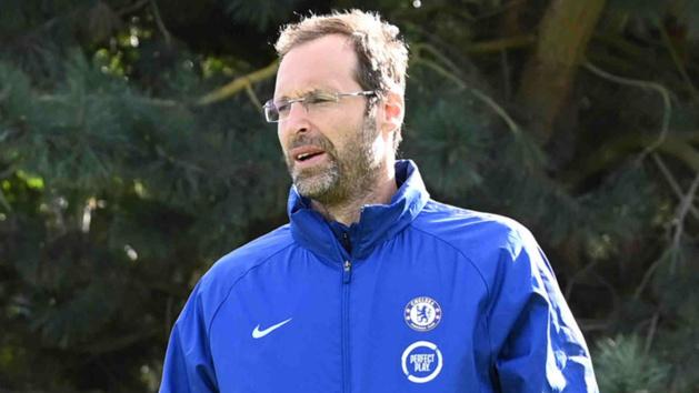 Petr Cech, conseiller technique et gardien de Chelsea