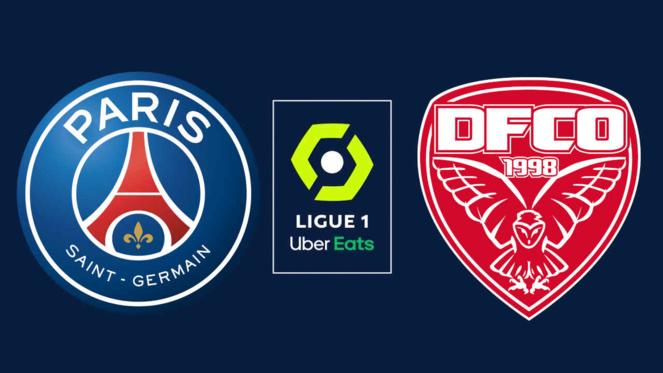 PSG - Dijon FCO, 8e journée de Ligue 1