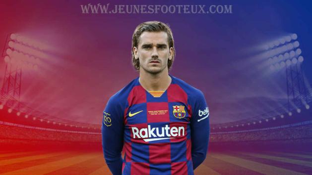 Mercato OL : Griezmann (Barça), la rumeur totalement farfelue
