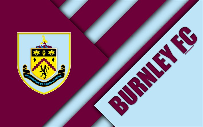 Burnley FC : actuel 18ème de Premier League.