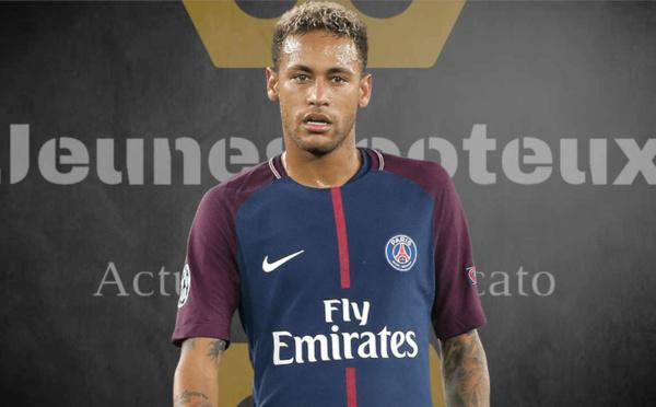 PSG Mercato : Neymar (Paris Saint-Germain).