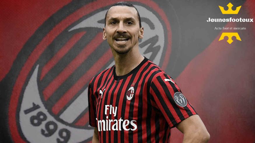 AC Milan Mercato : Zlatan Ibrahimovic, un an de plus ?