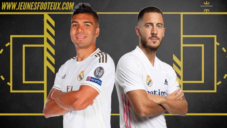 Real Madrid : Hazard et Casemiro positifs au Covid-19