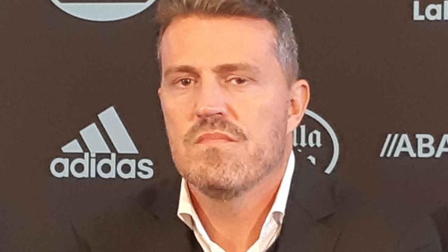 Oscar Garcia - Celta Vigo