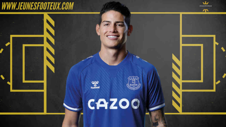 James Rodriguez - Everton - Toffees