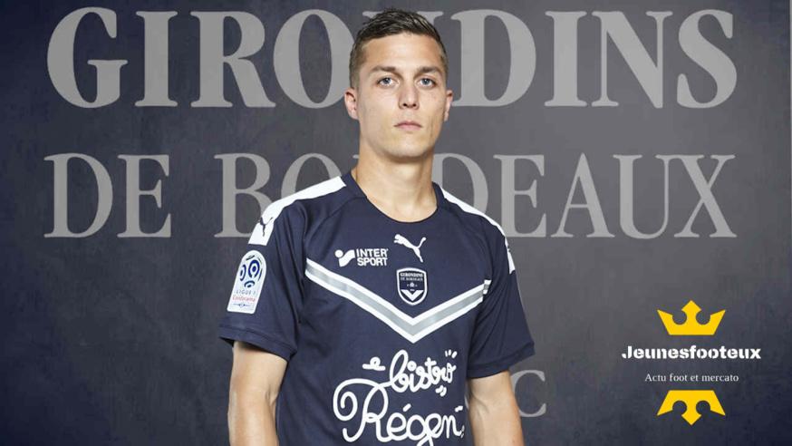 Nicolas de Préville pourrait pas prolonger aux Girondins de Bordeaux