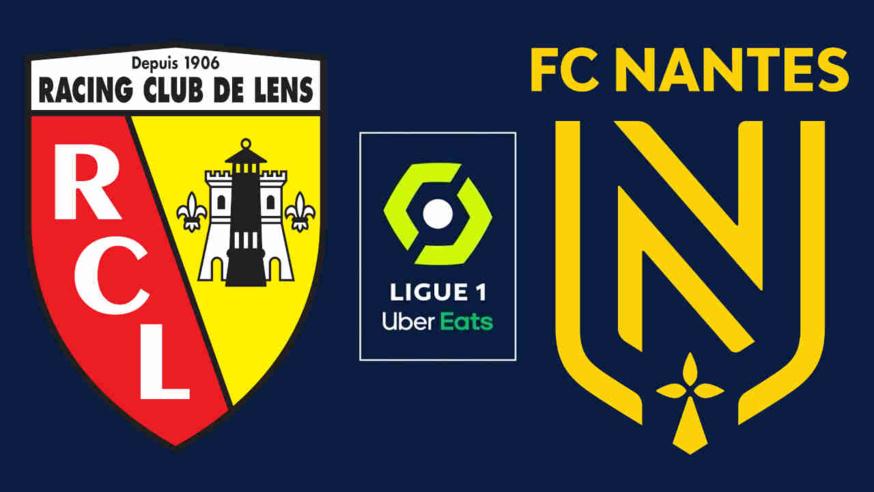 RC Lens - FC Nantes - Ligue 1