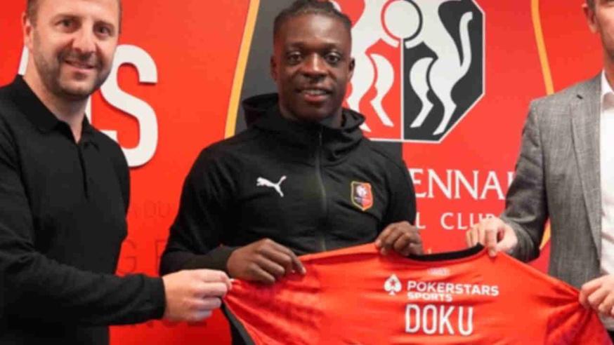 Mercato - Rennes : Jérémy Doku (Stade Rennais)