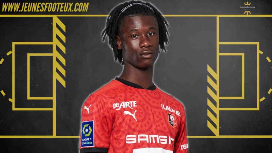 Rennes actu : Eduardo Camavinga (Stade Rennais)