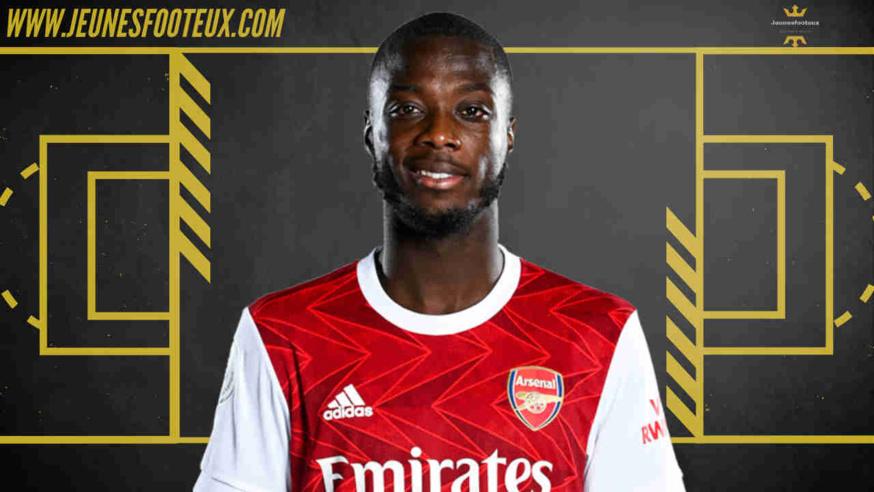 Mercato Arsenal - Nicolas Pépé