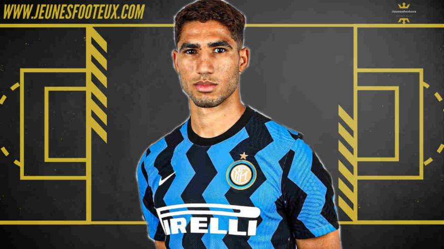 Inter Milan : Conte met un coup pression à Hakimi