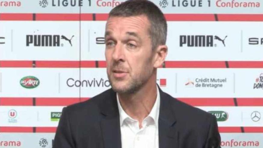 Stade Rennais : Julien Stéphan menacé ? La réponse de Holveck