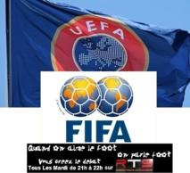 Grand débat ce soir dans Quand on aime sur les Problèmes à la Fifa.