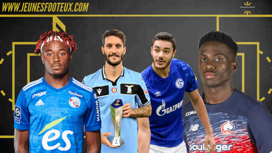 Mohamed Simakan, Luis Alberto, Ozan Kabak et Timothy Weah