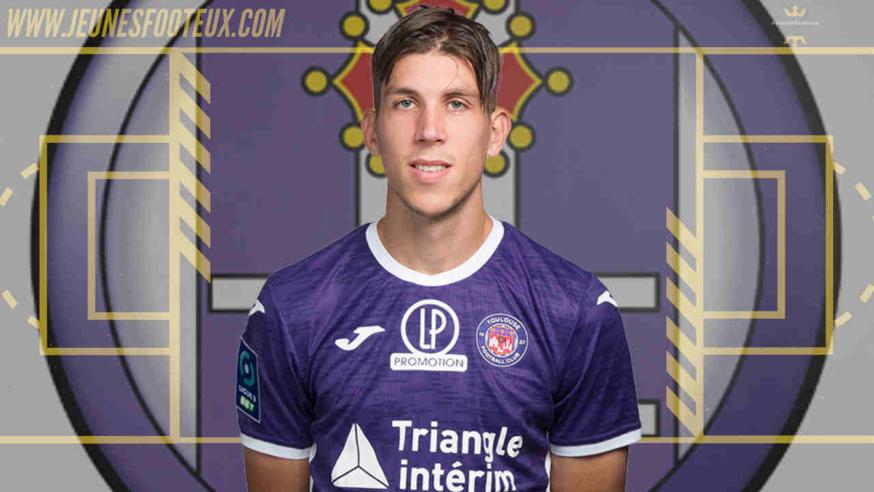 Transfert ASSE : Stijn Spierings - Toulouse Football Club - dans le viseur