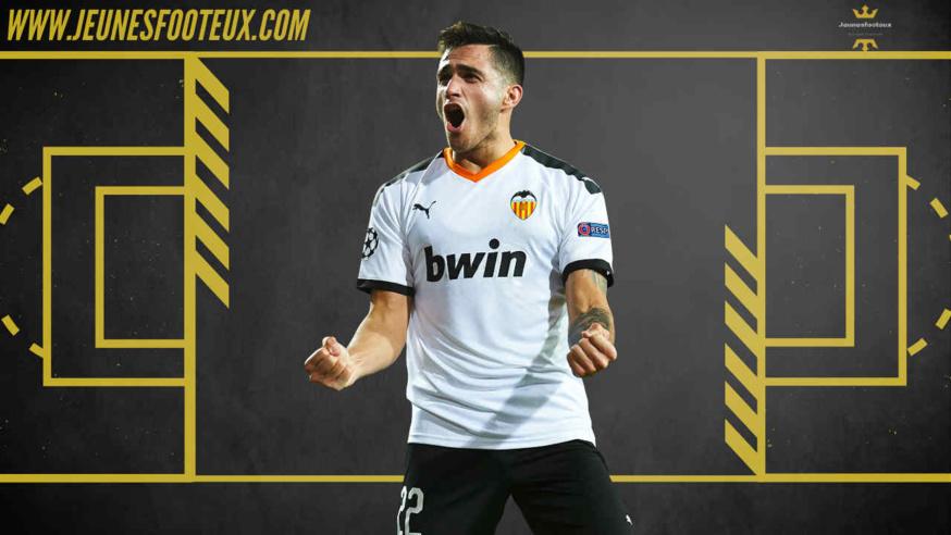 Maxi Gomez, avant-centre uruguayen du FC Valence