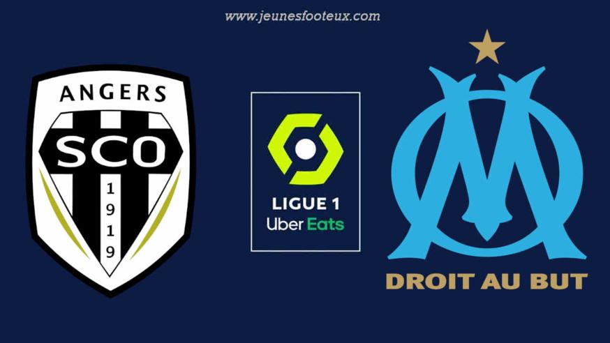 Angers SCO - OM : 17e journée de Ligue 1