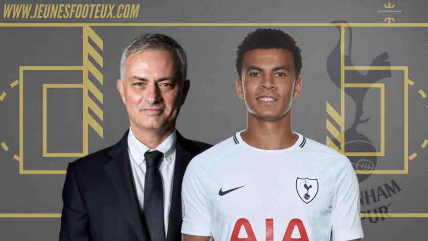 Tottenham : José Mourinho s'en prend à Dele Alli