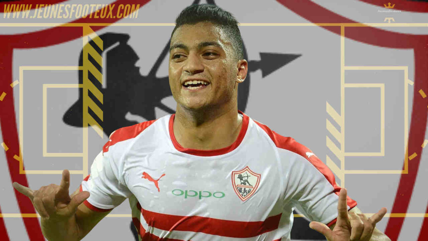 Mercato - Mostafa Mohamed dans le viseur de l'ASSE et du FC Nantes