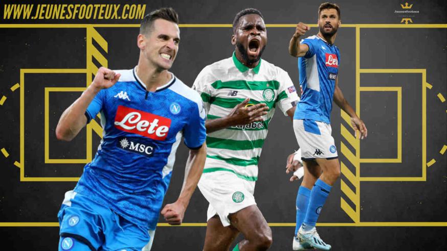 Arkadiusz Milik, Odsonne Edouard et Fernando Llorente sont sur les tablettes de la Juventus