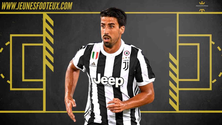 Sami Khedira n'est plus dans les plans de la Juventus, il serait courtisé par Everton