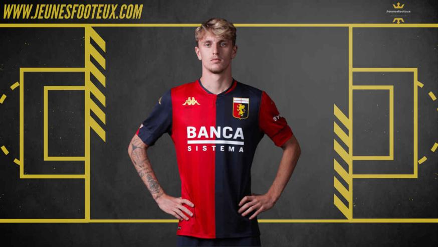 Nicolò Rovella, milieu du Genoa pourrait rejoindre la Juventus de Turin cet hiver