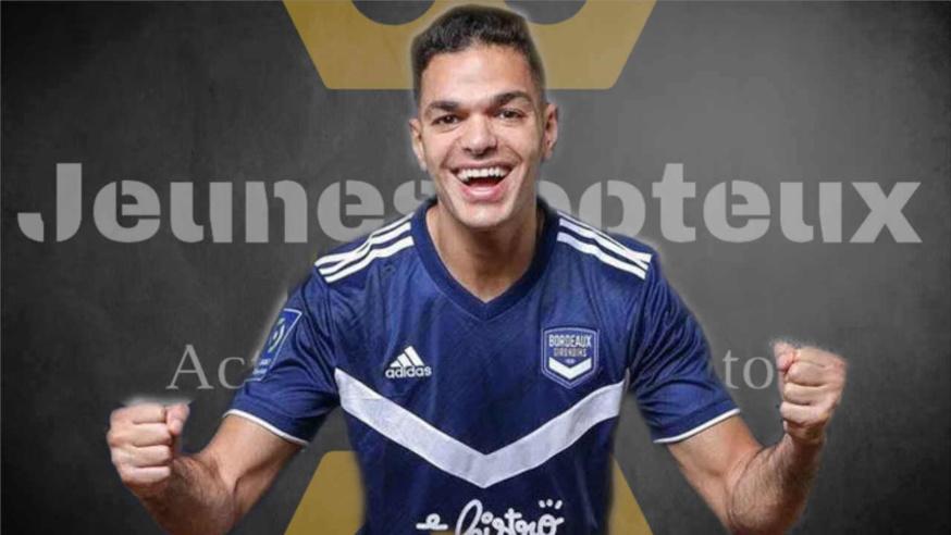 Hatem Ben Arfa absent trois semaines — Bordeaux