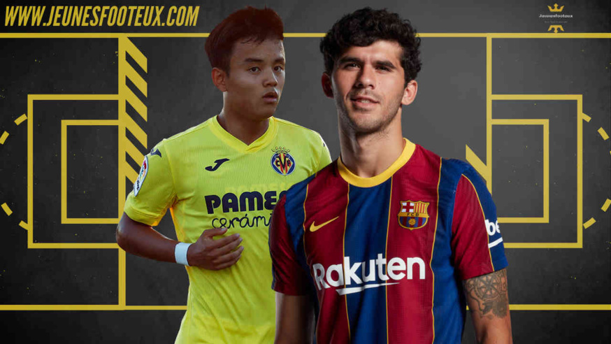 Carles Aleña a été prêté à Getafe par le FC Barcelone, Takefusa Kubo devrait arriver dans les prochains jours