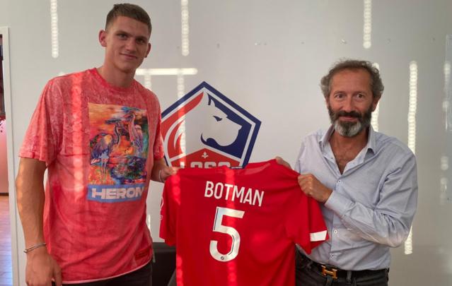Mercato LOSC : Sven Botman n'ira pas à Liverpool FC !