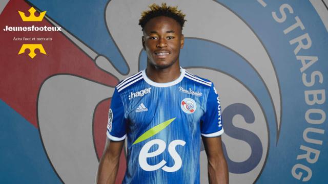 Strasbourg - Transfert : Mohamed Simakan va rejoindre le RB Leizpig