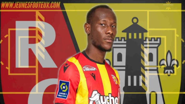 Ligue 2 : Cyrille Bayala (RC Lens) à l'AC Ajaccio !