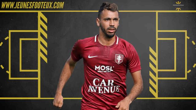 Annoncé comme piste de l'OM pour remplacer Morgan Sanson, Farid Boulaya souhaite finir la saison avec le FC Metz