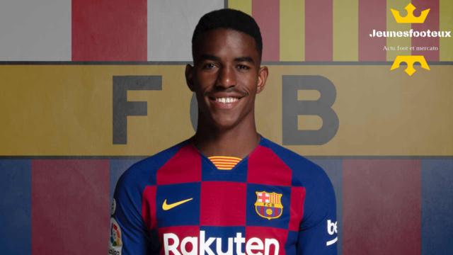 FC Barcelone - Mercato : Junior Firpo en Serie A ?
