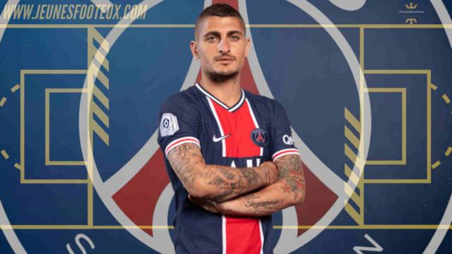 PSG Actu : Marco Verratti (Paris Saint-Germain).