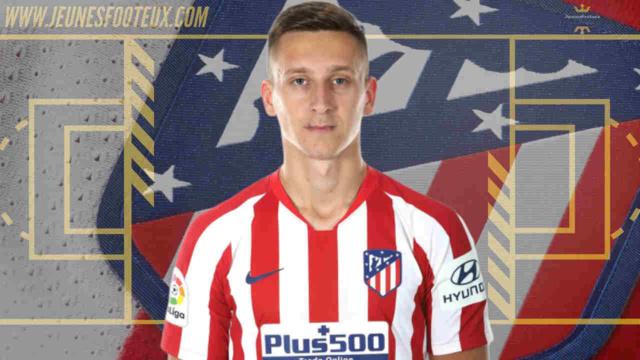 Atlético Madrid - Mercato: Ivan Saponjic prêté