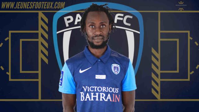 Paris FC : rupture de contrat négociée pour Jonathan Pitroipa