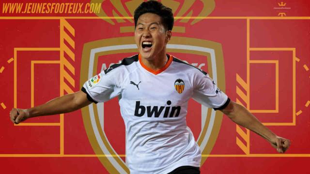 Pisté par l'OM cet été, Kang-In Lee serait pisté par l'AS Monaco pour une arrivée estivale