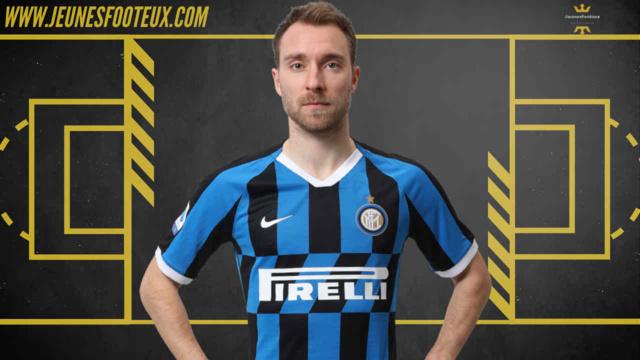 Inter Milan : Eriksen va rester
