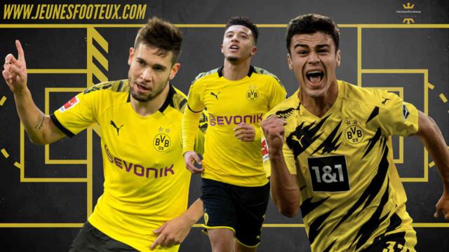 Raphaël Guerreiro, Jadon Sancho et Giovanni Reyna pourraient être vendus cet été pour aider le club