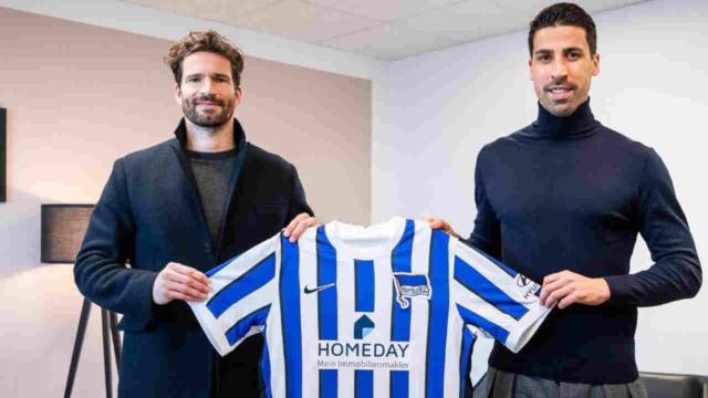 Radonjic (OM) et Khedira (Juventus) signent au Hertha Berlin