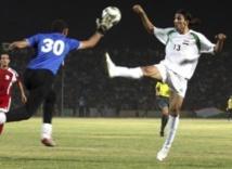Le football de retour en Irak