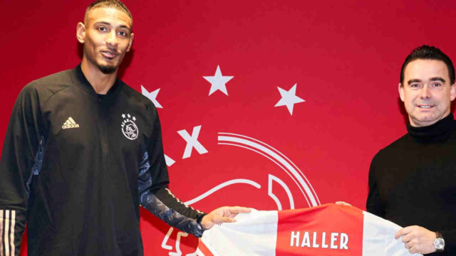 Ajax : Haller, l'énorme erreur des Lanciers