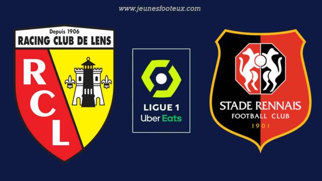RC Lens - Stade Rennais : 24e journée de Ligue 1