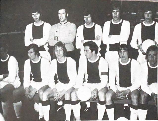 1971 : Le grand Ajax Amsterdam de Johan Cruyff !