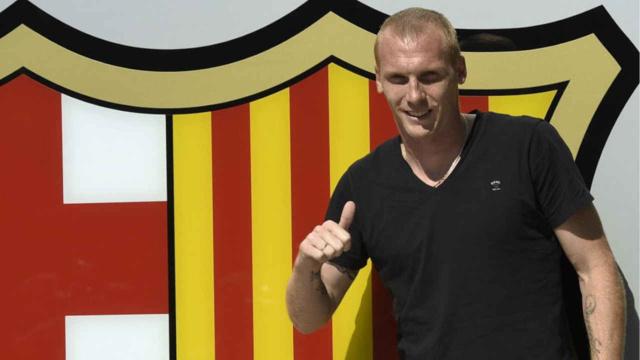 Jérémy Mathieu dévoile la face cachée du vestiaire du Barça