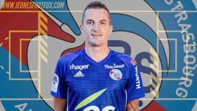 Dimitri Liénard voudrait rejoindre Sochaux s'il ne prolonge pas à Strasbourg