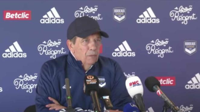 Girondins Bordeaux : Jean-Louis Gasset estime avoir été trompé